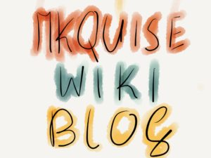 Akquise Wiki Blog
