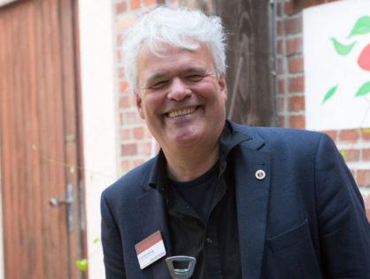 Erster Blogeintrag von Harald Weber