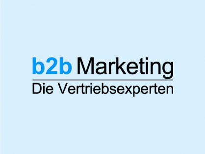 b2b Marketing blog bei Google auf Platz 6