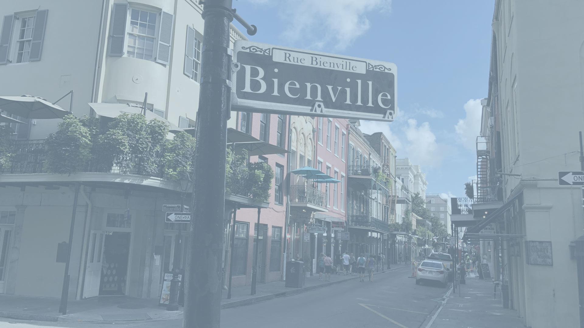 Rue Bienville