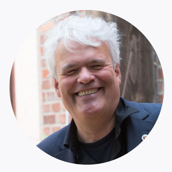 Portrait von Harald Weber